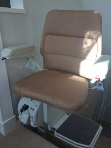 REconditioned stairlift from £990
